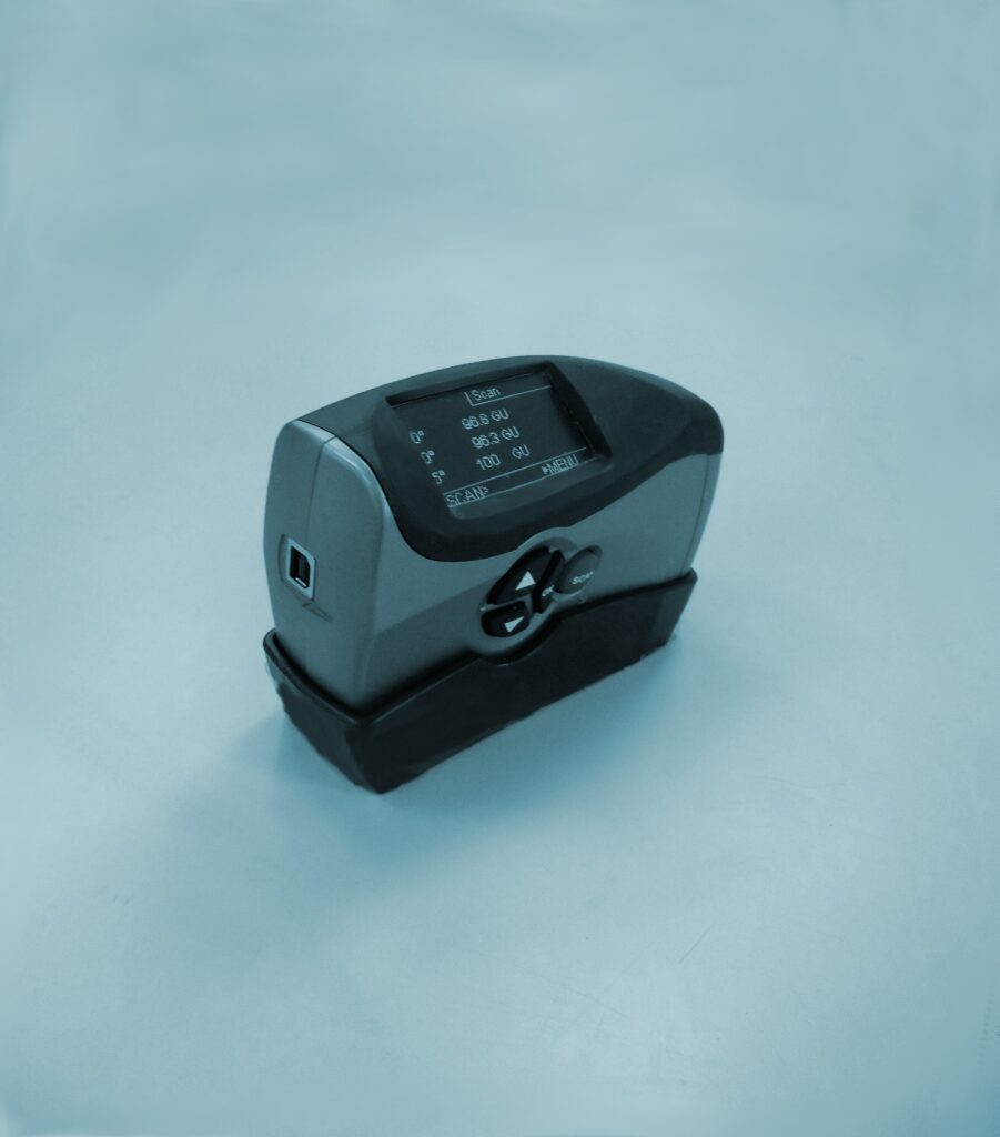 Calibración de brillometro