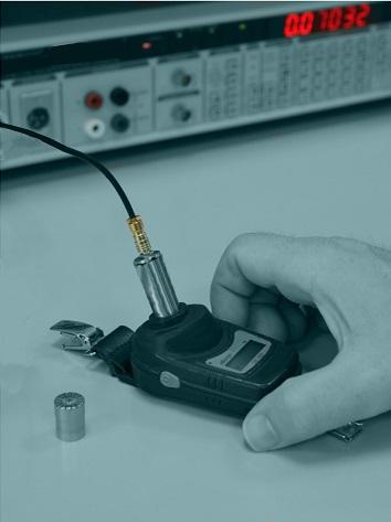 calibracion dosimetros