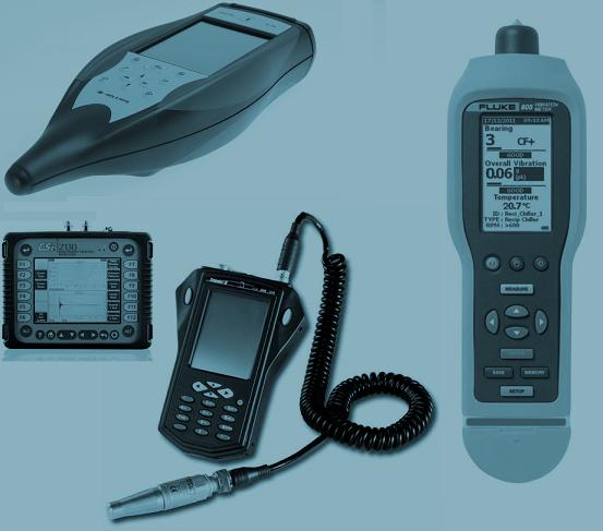 calibración de analizador de vibraciones
