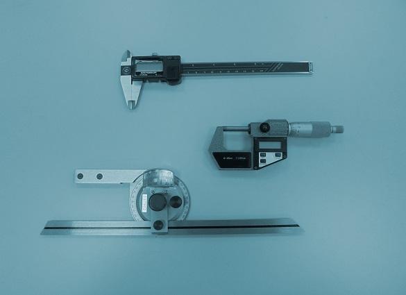 calibración de pies de rey, micrómetros