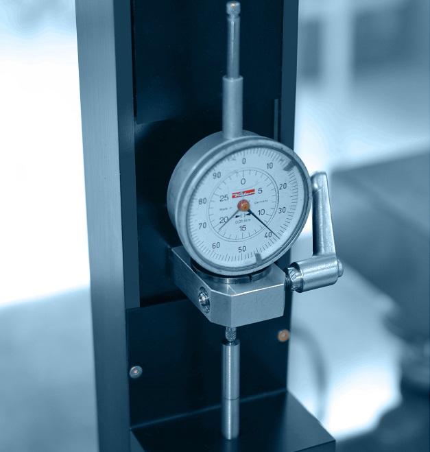 calibración comparador