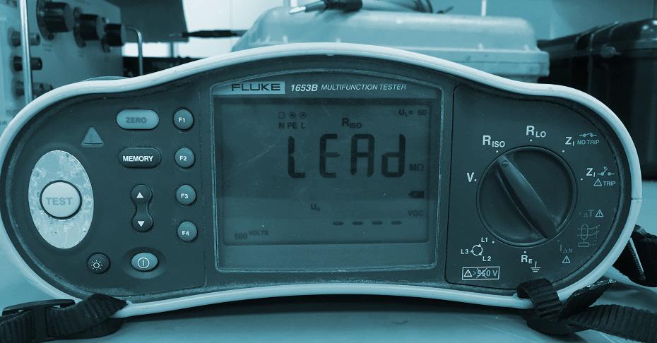 calibración medidores baja tensión