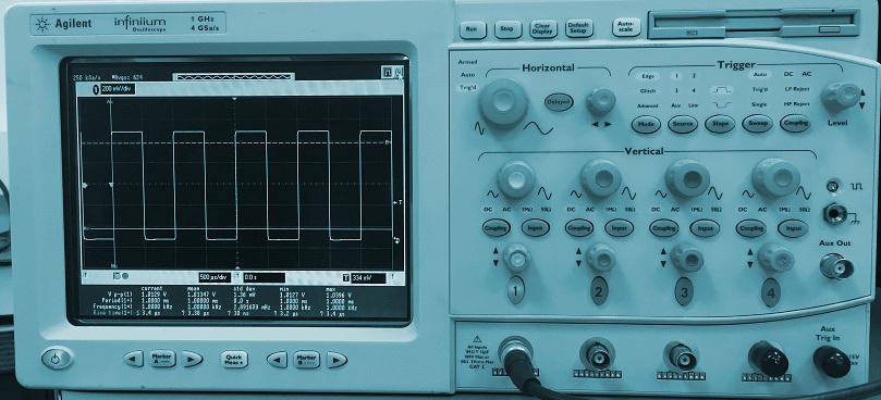 calibración Osciloscopio