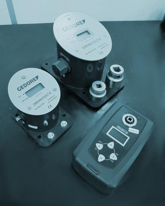 Calibrar Torcómetros