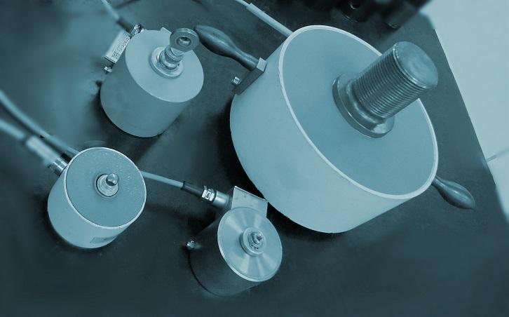 calibración transductor de fuerza