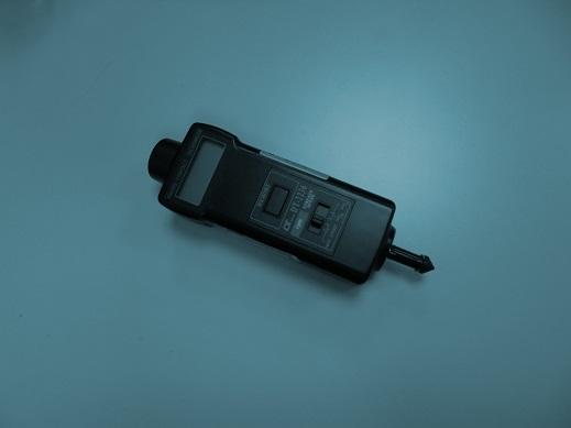 calibración de tacómetros
