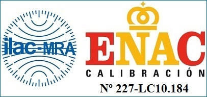 calibración con Acreditación ENAC