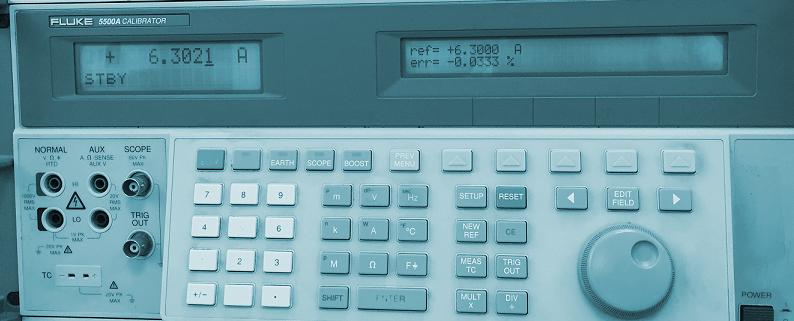 calibración calibradores eléctricos