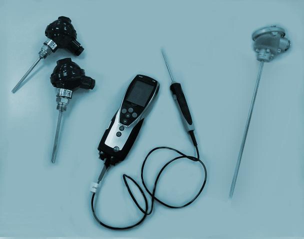 Calibración termómetros y sondas