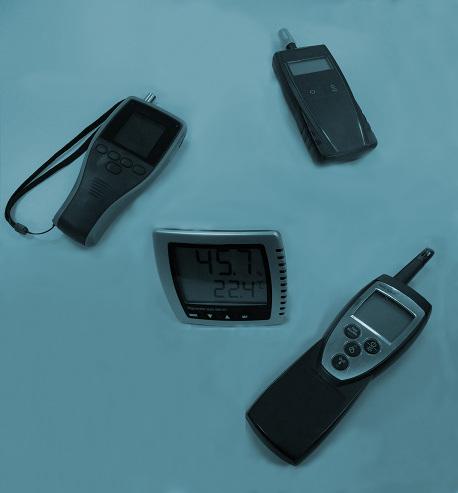calibración termohigrómetro
