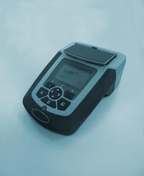 calibración de espectrofotómetros UV