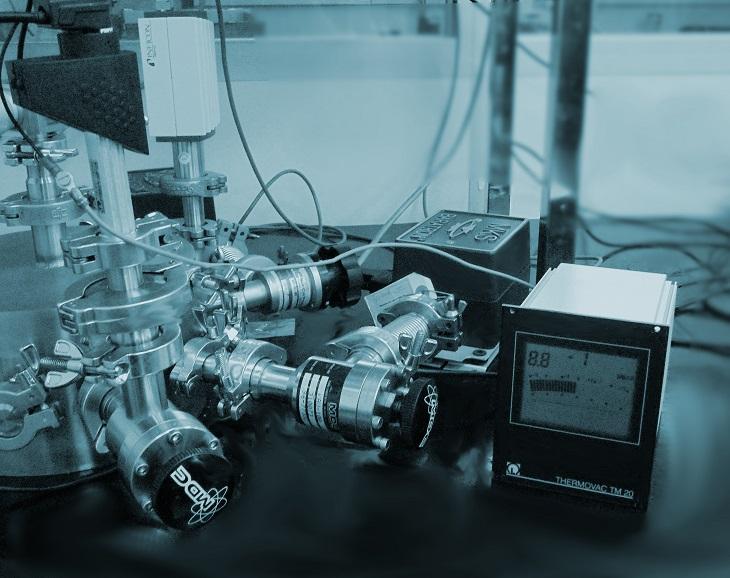 Vacuum gauges calibration
