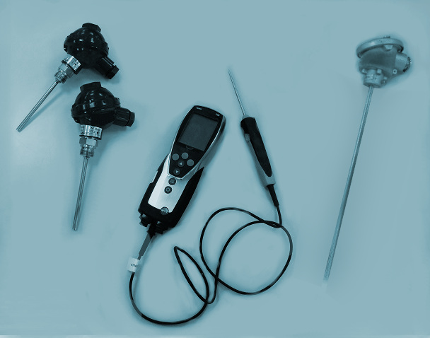 Thermometers and probes calibration