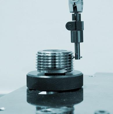 calibración calibre cónico