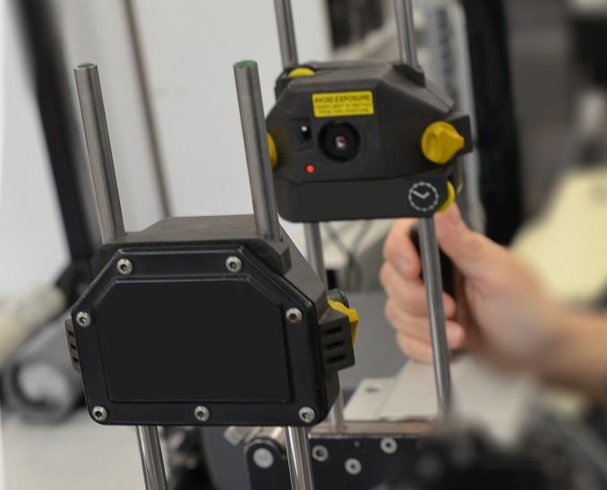 calibración alineadores láser de ejes ENAC